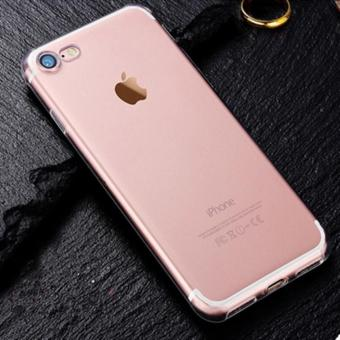 0.5mm Ultra Thin TPU Soft Slim Case Cover For Apple iPhone 7 Plus Clear - intl Price Philippines