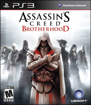 Ubisoft Assassin's Creed Brotherhood PS3 Price Philippines