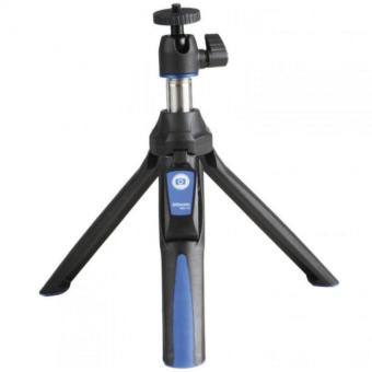 Harga MeFoto MK10 2-in-1 Portable Selfie Stick with Mini Tripod (Blue)