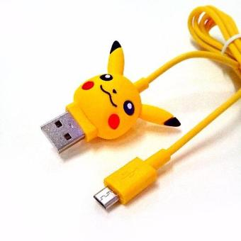 Pokemon GO Pikachu Micro USB Cable Price Philippines