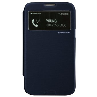 Goospery Easy View Cover for Samsung Galaxy Note II (Navy) Price Philippines