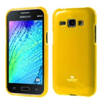 Mercury-Jelly Backcase for Samsung Galaxy J1 2016 (Yellow) Price Philippines