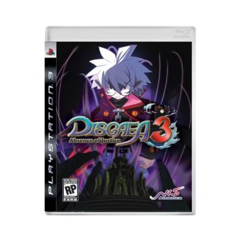 NIS America Disgaea 3: Absence of Justice for PS3 Price Philippines