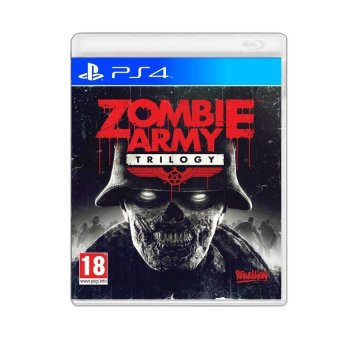 Zombie Army Trilogy for PS4 Price Philippines