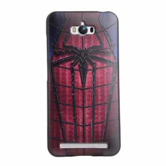 For Asus Zenfone Max ZC550KL TPU 3D Painting Cover Case(Spider-Man) - intl Price Philippines