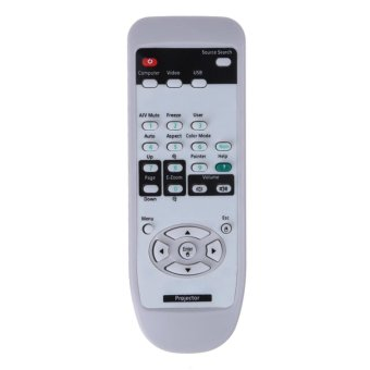 Remote Control suitable for epson projector EMP-S3 EMP-S3 X3 S4 EMP-83 EMP- - intl Price Philippines