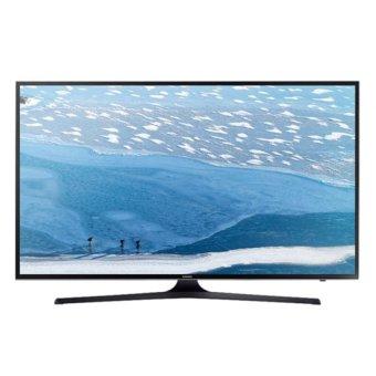 "Samsung 40"" Smart LED TV Black 40KU6000"""