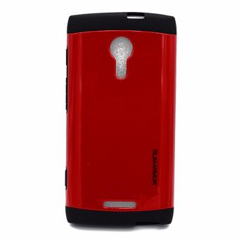 Slim Armor Case for Alcatel Flash 2 Red Price Philippines