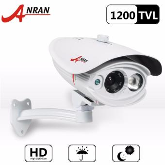 ANRAN AR-C01M-N1PW 1200TVL 960H 45ft Night Vision HD Waterproof Outdoor Security Surveillance CCTV Camera(Intl) Price Philippines