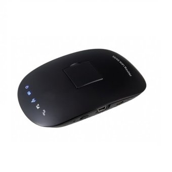 HAME A8 USB 3G WiFi Wireless Broadband Router (Black) Price Philippines
