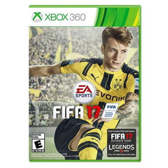 Fifa 17 (NTSC-J for Xbox 360)] Price Philippines