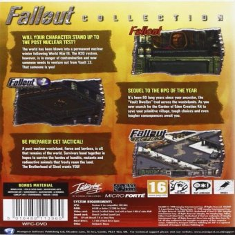 Fallout Collection Price Philippines