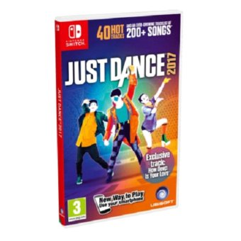 Nintendo Just Dance 2017 Game for Nintendo Switch Price Philippines