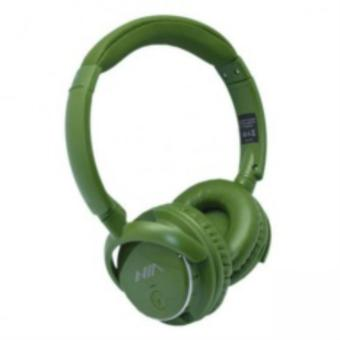Nia Q1 108dB 4 in 1 Over-The-Ear Bluetooth Wireless Headphones (Navy Green) Price Philippines