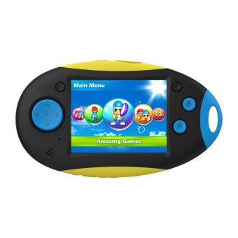 Mini Handheld Game Console Controller 3.5 inch LCD TFT Screen Built-in 220 Games - intl Price Philippines