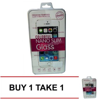 Harga Tempered Glass Protector Xiaomi Mi Note (Clear) Buy 1 Take 1