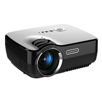 Harga VAKIND GP70UP Projector Home HD Projector Basic Version