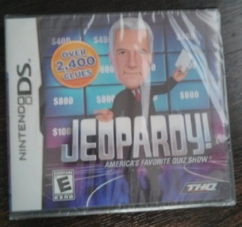 THQ Jeopardy for Nintendo DS  Price Philippines