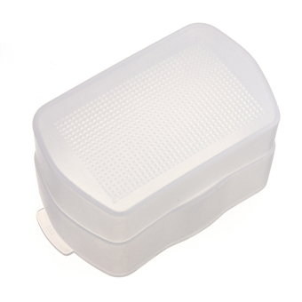 Flash Bounce Diffuser Soft Cover for YONGNUO YN560 III YN560 II YN565 EX White Price Philippines