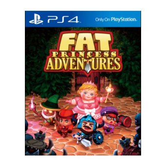 Fat Princess Adventures Game R3 for PS4 Price Philippines