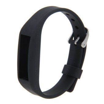 Silicone Wristband Strap For Alta(Black) Price Philippines