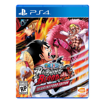 One Piece Burning Blood [R3] for PS4 Price Philippines