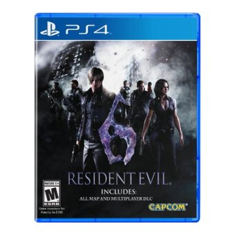 Capcom Resident Evil 6 [R3] Video Game for PS4 Price Philippines