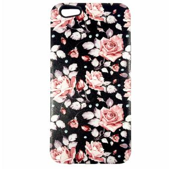 DualPro Hard Shell PC Case with Floral Paint for Oppo F3 Plus #4 Price Philippines