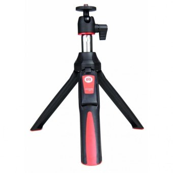 Harga MeFoto MK10 2-in-1 Portable Selfie Stick with Mini Tripod (Red)