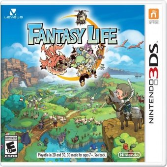 Fantasy Life 3Ds Price Philippines