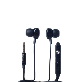 N-Power NP-E03 Subwoofer Wire In-Ear Headset (Black) Price Philippines