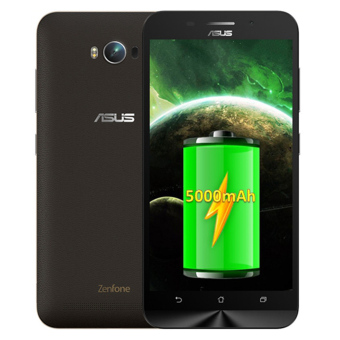 ASUS Zenfone Max Quad-Core Android 5.0 4G Phone with 2GB RAM, 32GB ROM (Black) Price Philippines