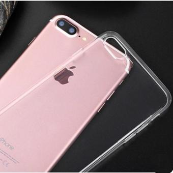 0.5mm Ultra Thin TPU Soft Slim Case Cover For Apple iPhone 7 Clear - intl Price Philippines