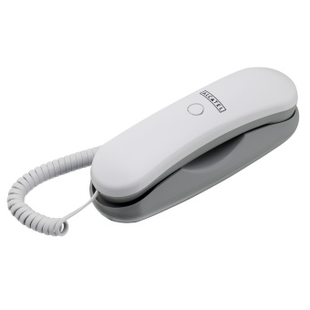 ALCATEL Temporis Mini Corded Telephone (White) Price Philippines