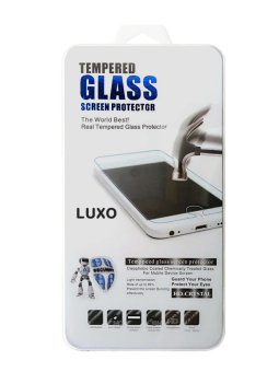 Harga Luxo Tempered Glass Screen Protector for Apple iPhone 5 / 5s