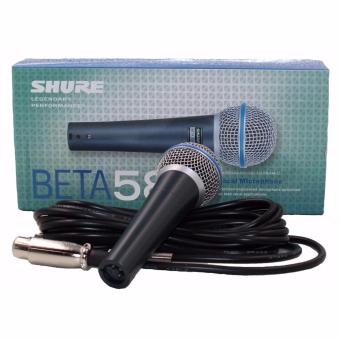 Shure Beta 58A Vocal Wired Microphone Price Philippines