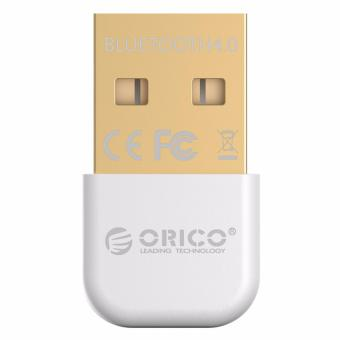 Harga Orico BTA403-WH Mini USB Bluetooth 4.0 Adapter White