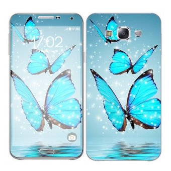 Harga Oddstickers Butterfly Skin Cover for Samsung Galaxy E7