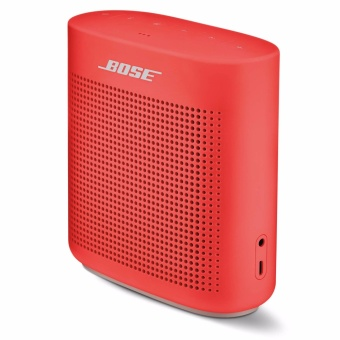 Bose® SoundLink Color Bluetooth® Speaker II Coral Red Price Philippines