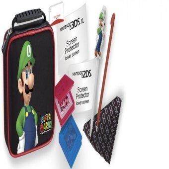 Rds Industries Nintendo Game Traveler Essentials Pack - Black Luigi Price Philippines