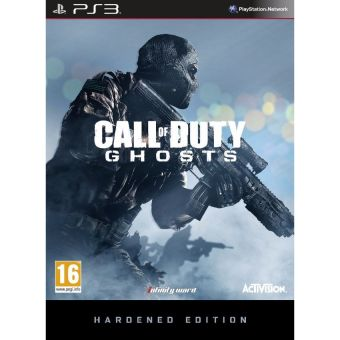 Activision Call of Duty: Ghosts Hardened Edition Game for Playstation 3 Price Philippines