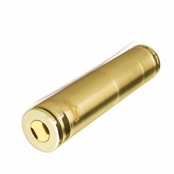Harga origin-Mechanical Origin Brass Mod E-Cigarette Kit (Gold)With Free Charger+18650+RDA