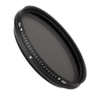 Harga Fotga 52mm Slim Fader Variable ND Filter Adjustable Neutral Density ND2 to ND400