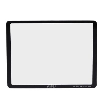 Harga Fotga Optical Glass LCD Screen Protector Film For Canon 450D 500D Camera