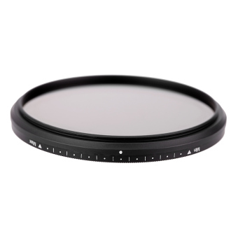 Harga Fotga 82mm Slim Fader Variable ND Filter Adjustable Neutral Density ND2 to ND400 (Intl)