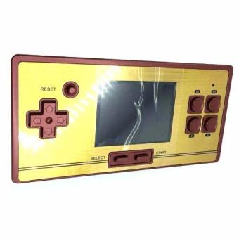 Harga FC-POCKET Classic 8-Bit Game Portable Console Family Computer 600 Games (Maroon)