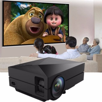 Harga Mini Portable HD LED Projector Home Cinema Theater