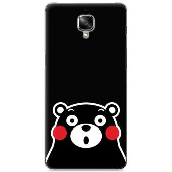 Harga Anime Cartoon Phone Case Hard Plastic Phone Cover Couple Phone Case For OnePlus 3 / OnePlus 3T - intl