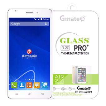 Harga Gmate Tempered Glass Screen Protector For Cherry Mobile Omega HD3