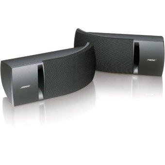 Bose 161 Stereo Speaker System - Black Price Philippines